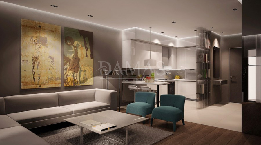 Damas Project D-127 in Istanbul - interior picture 02