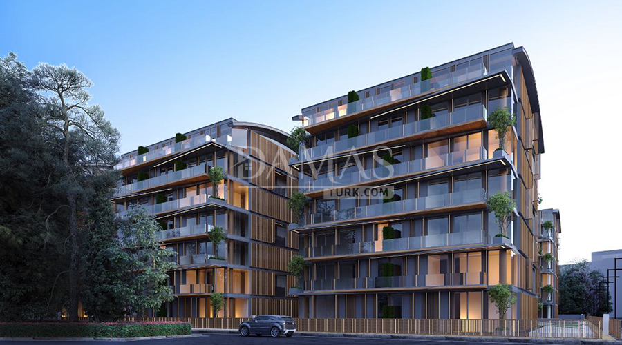 Damas Project D-607 in Antalya - Exterior picture 02