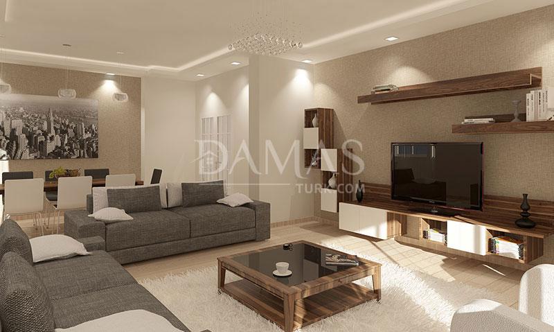 عقارات بورصة - مجمع مجموعة داماس 202 في بورصة - صورة داخلية 02