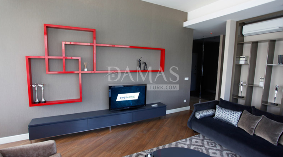 Damas Project D-280 in Istanbul - interior picture 02
