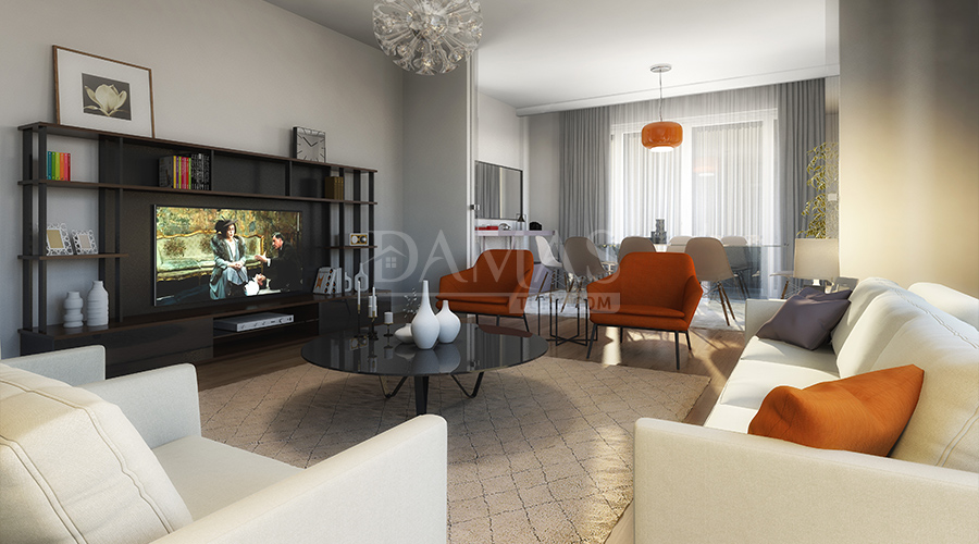 Damas Project D-137 in Istanbul - interior picture 02