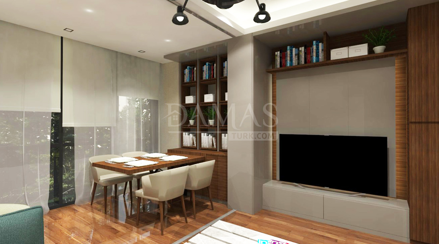 Damas Project D-161 in Istanbul - Interior picture 02