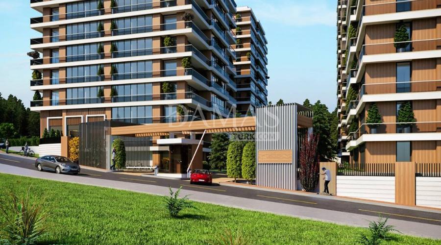 Damas Project D-318 in Bursa - Exterior picture 02