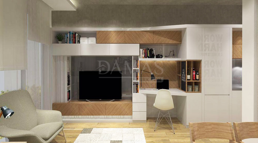 Damas Project D-180 in Istanbul - interior picture  02