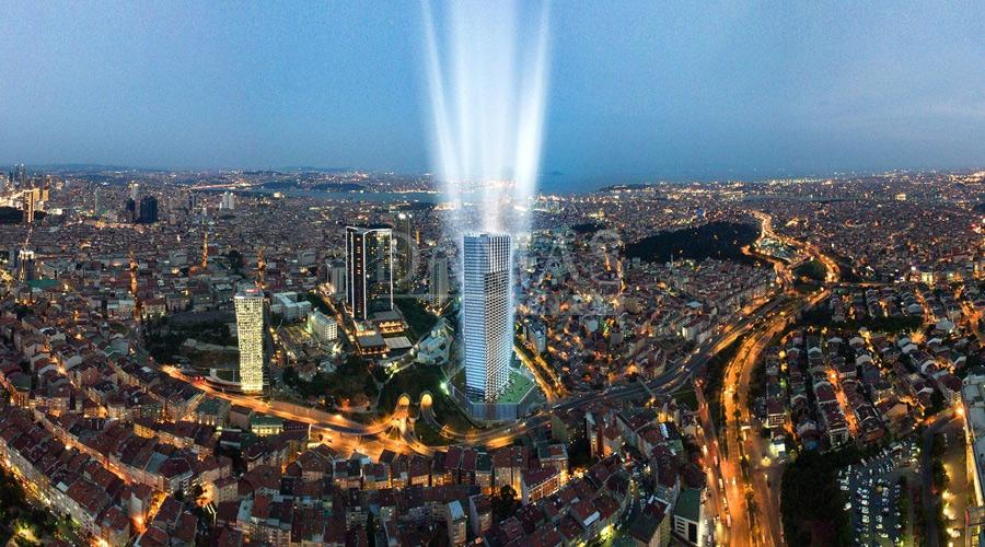 مجمع مجموعة داماس 182 في اسطنبول - صورة خارجية 02
