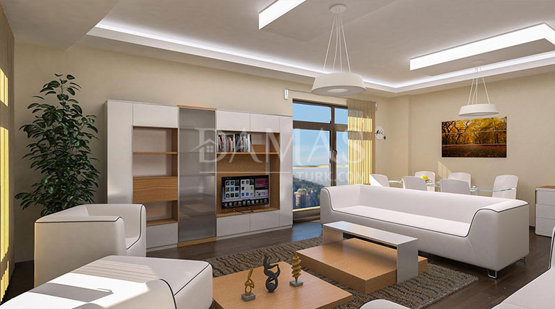 houses for sale Trabzon - Damas 406 Project in Trabzon - Interior picture 02