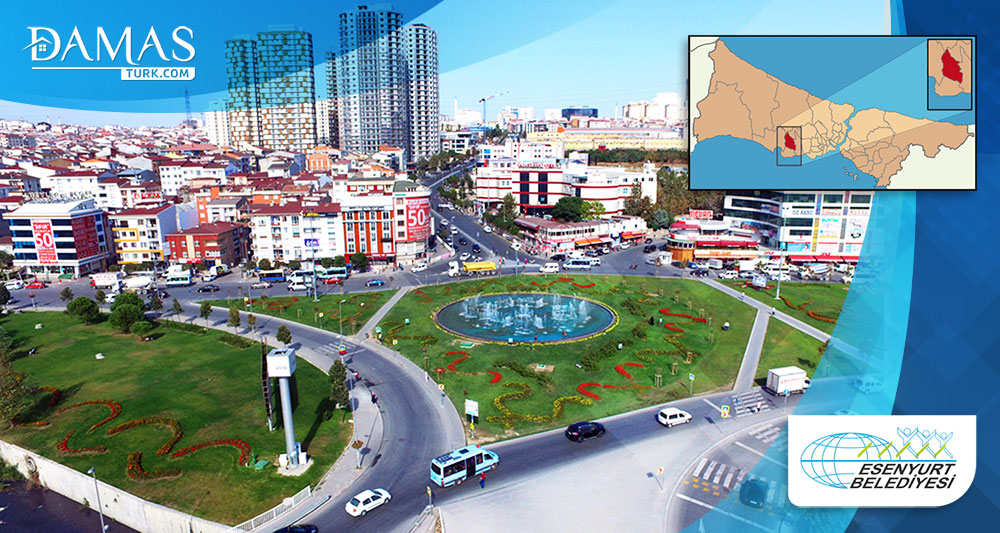 اسنيورت .. منطقة التنوع العقاري في إسطنبول