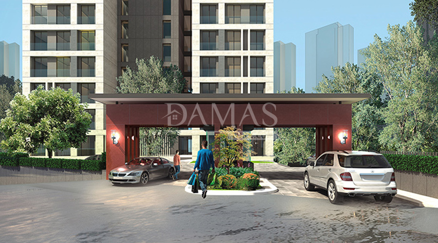 Damas Project D-252 in Istanbul - Exterior picture 02