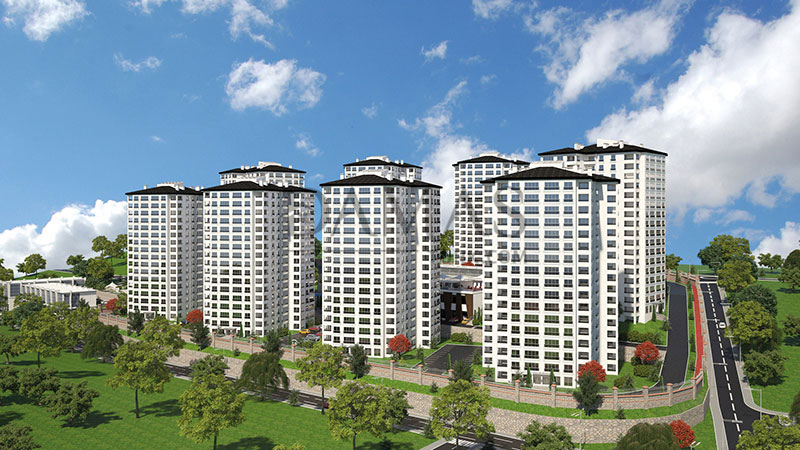 investment Trabzon - Damas 405 Project in Trabzon - exterior picture 02