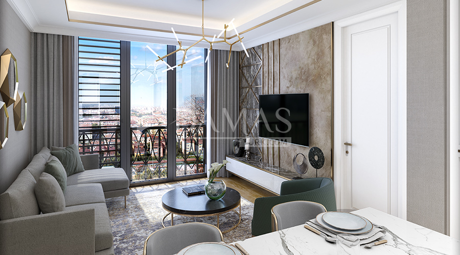 Damas Project D-281 in Istanbul - interior picture 02