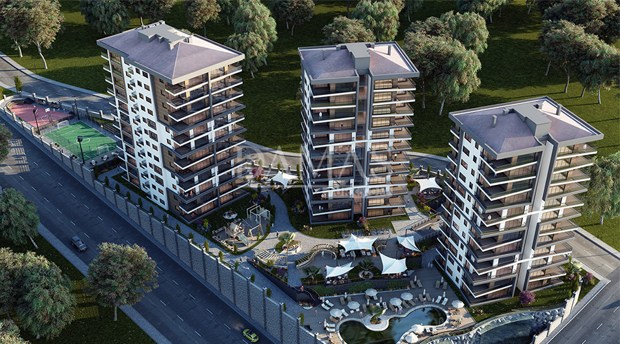 Damas Project D-413 in Trabzon - Exterior picture 02