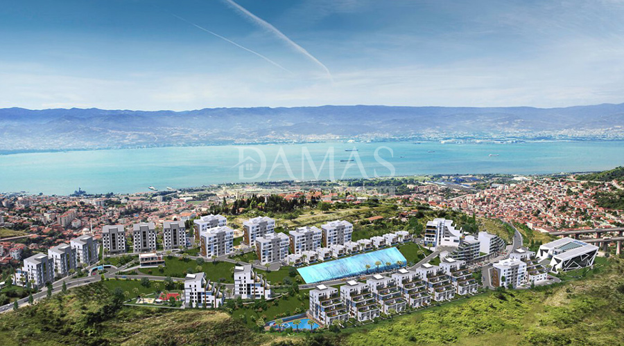 Damas Project D-505 in kocaeli - Exterior picture  02