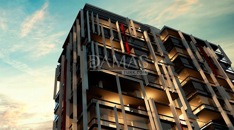 Damas Project D-701 in Ankara - Exterior picture 02