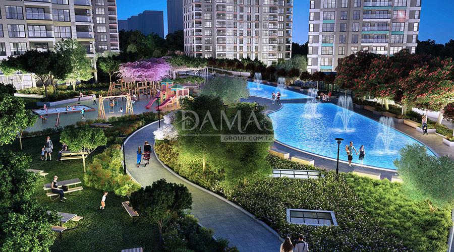 مجمع داماس 299 في اسطنبول  - صورة خارجية 02