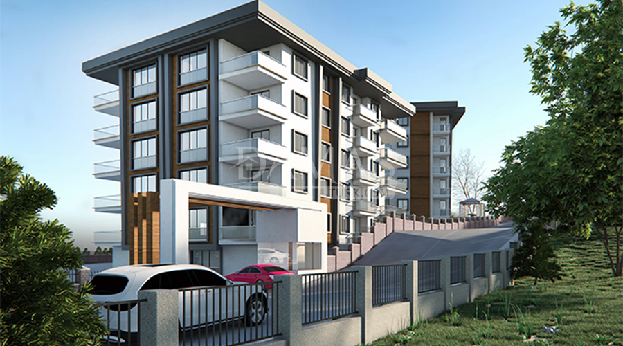Damas Project D-419 in Trabzon - Exterior picture 02