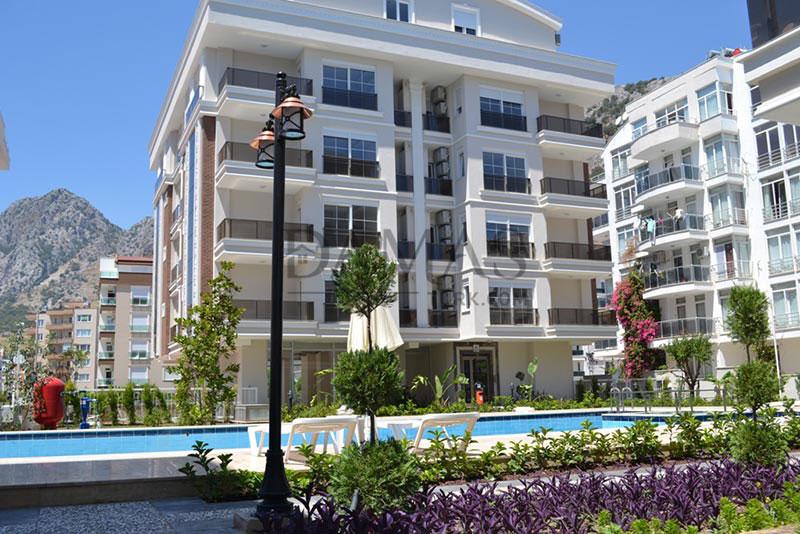 منازل للبيع في انطاليا - مجمع مجموعة داماس 606 في انطاليا - صورة خارجية 02