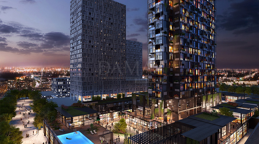 Damas Project D-135 in Istanbul - Exterior picture 02