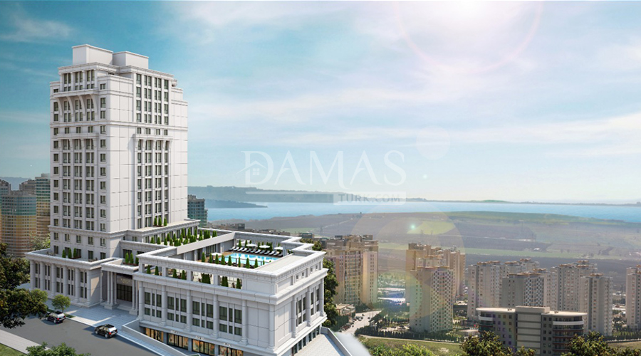 Damas Project D-225 in Istanbul - Exterior picture  02