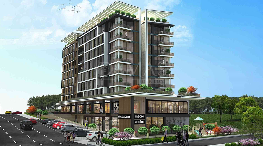 Damas Project D-205 in Istanbul - Exterior picture  02