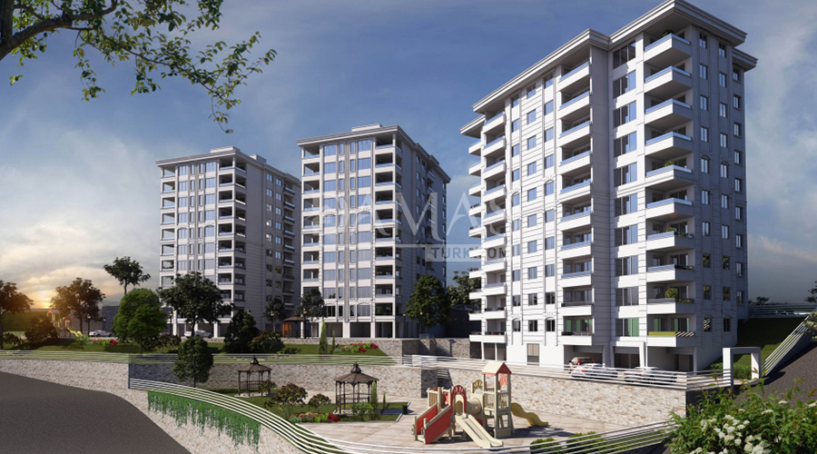 Damas Project D-416 in Trabzon - Exterior picture 02