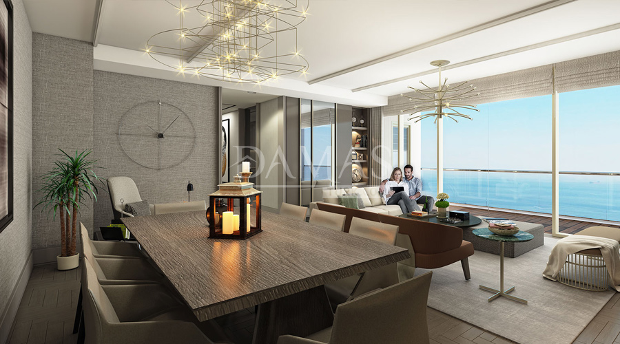 Damas Project D-184 in Istanbul - Interior picture  02