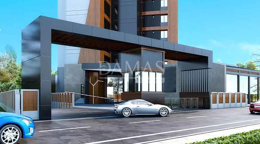 Damas Project D-287 in Istanbul - Exterior picture 02