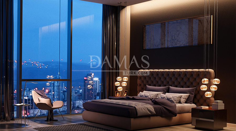 Damas Project D-238 in Istanbul - interior picture  03