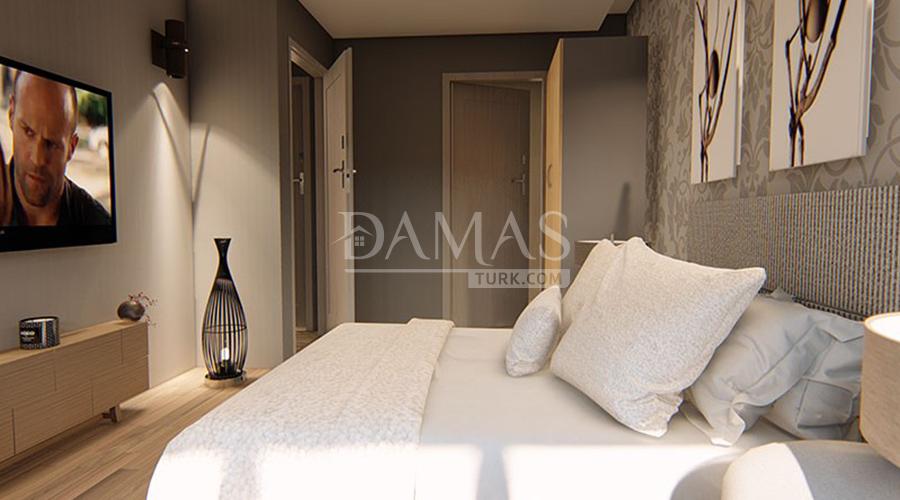 مجمع مجموعة داماس 244 في اسطنبول - صورة داخلية 03