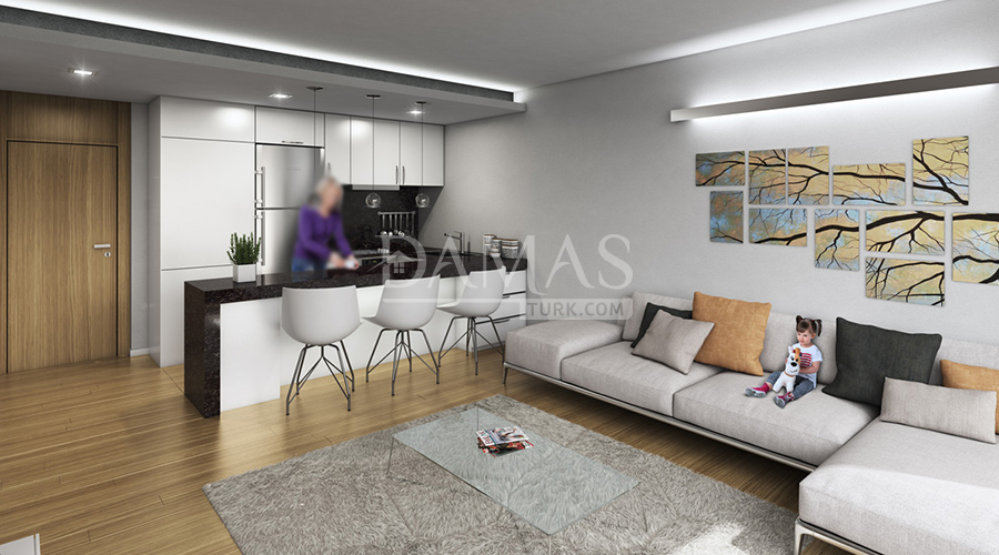 Damas Project D-196 in Istanbul - interior picture  03