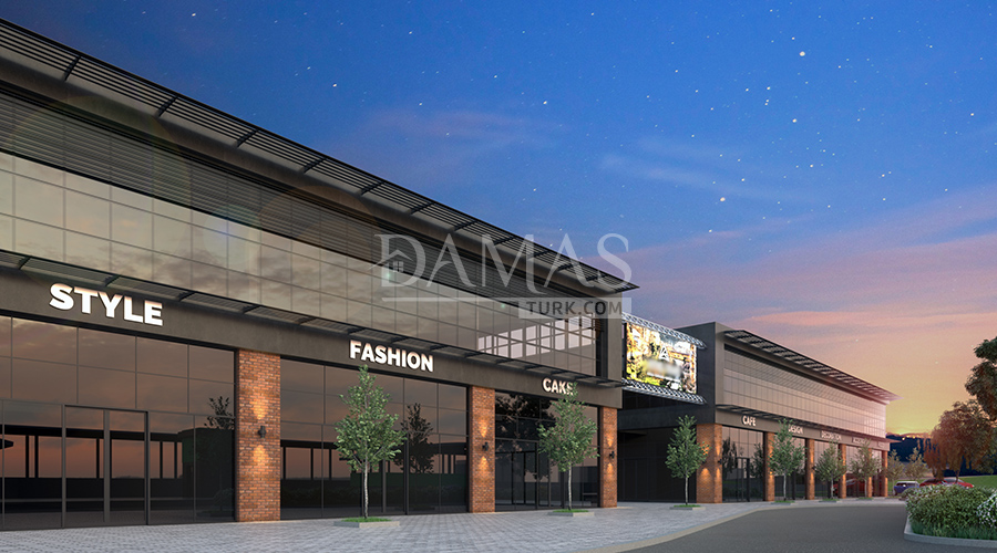 Damas Project D-311 in Bursa - Exterior picture  03