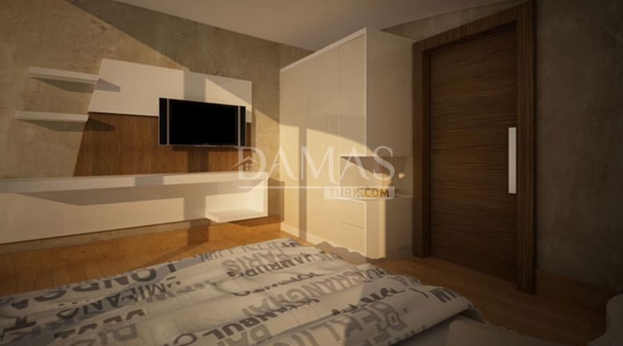 Damas Project D-609 in Antalya - interior picture 03