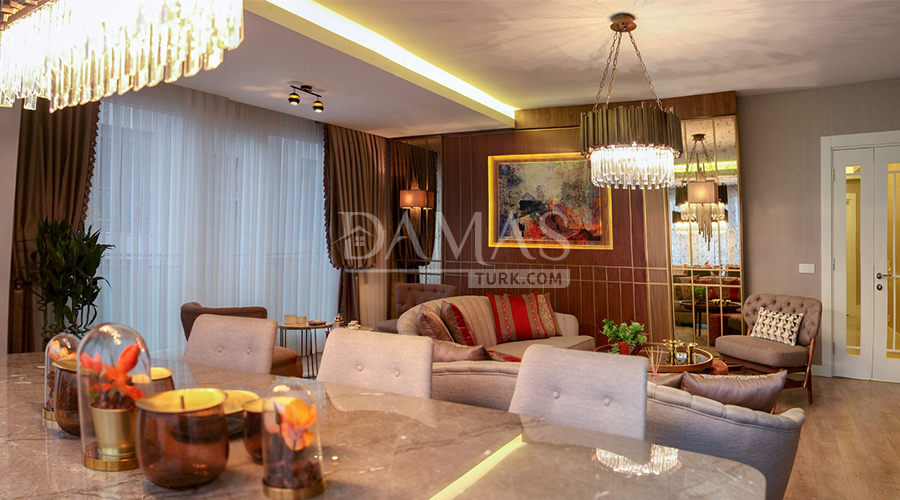 Damas Project D-278 in Istanbul - interior picture 03