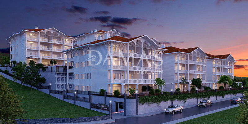 apartments for sale bursa - Damas 202 Project in bursa - exterior picture 03