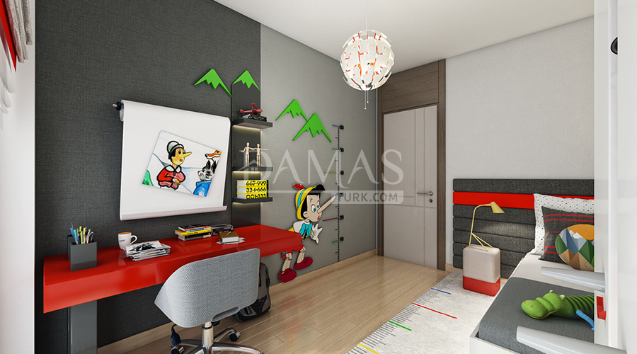 Damas Project D-273 in Istanbul - interior picture 03