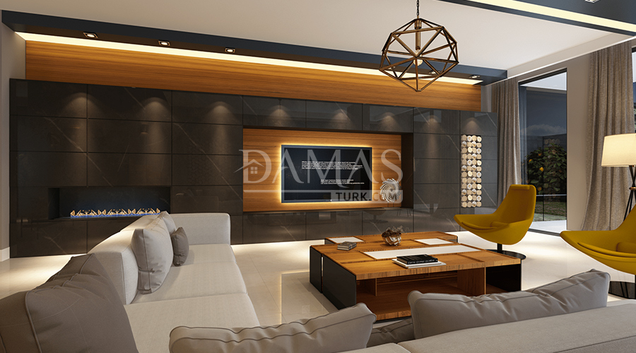 Damas Project D-607 in Antalya - interior picture 03