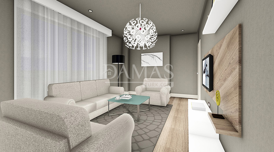 Damas Project D-616 in Antalya - interior picture 03