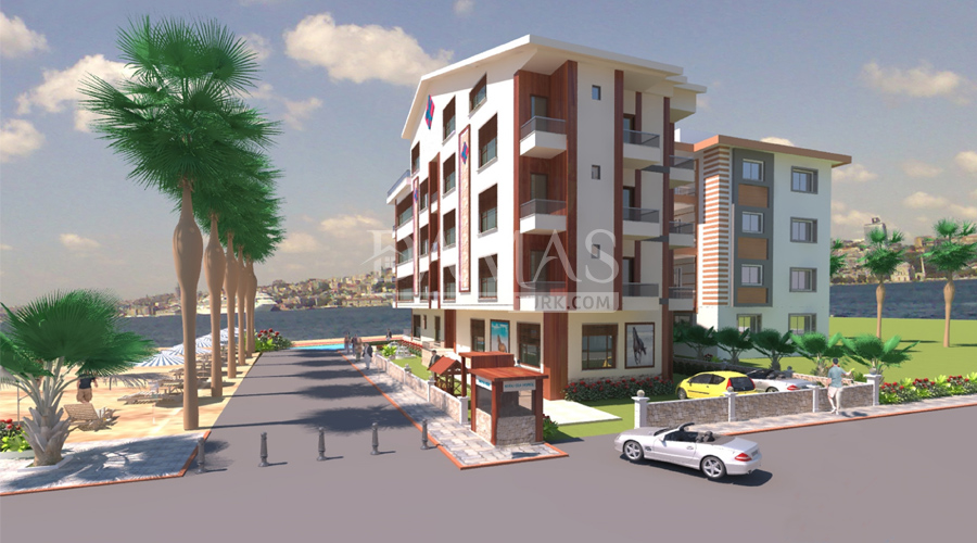 Damas Project D-375 in Yalova - Exterior picture 03