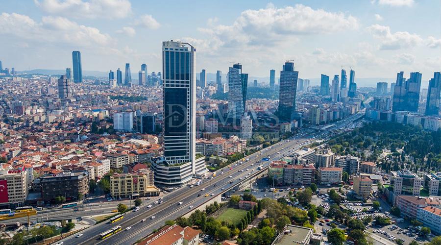 مجمع مجموعة داماس 183 في اسطنبول - صورة خارجية 03