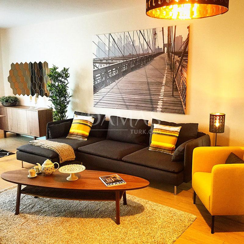 منازل للبيع في بورصة - مجمع مجموعة داماس 206 في بورصة - صورة داخلية 03