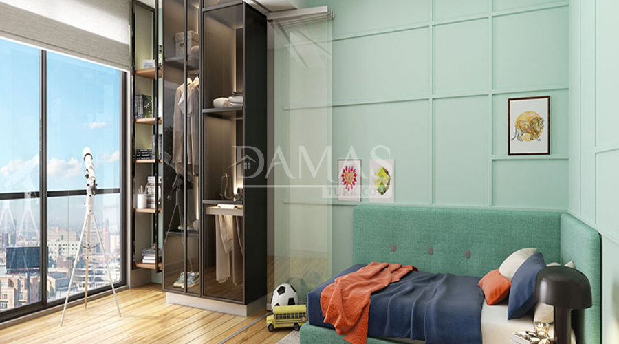 Damas Project D-152 in Istanbul - Interior picture 03