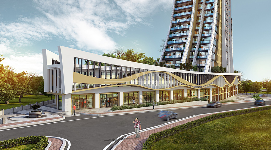 Damas Project D-274 in Istanbul - Exterior picture 03