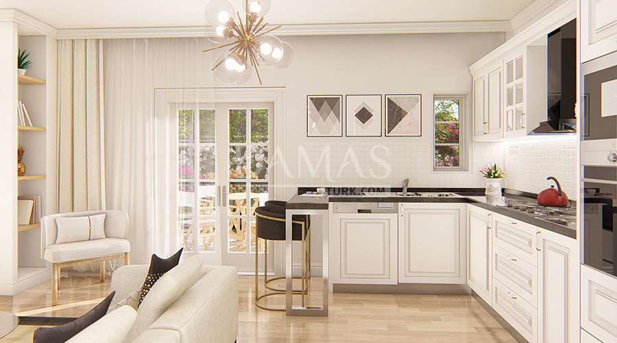 Damas Project D-617 in Antalya - interior picture 03