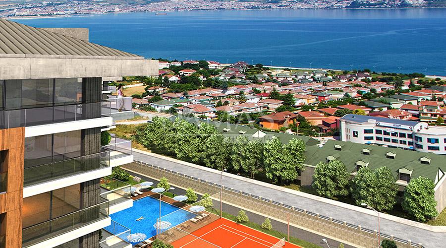 مجمع مجموعة داماس 235 في اسطنبول - صورة خارجية 03