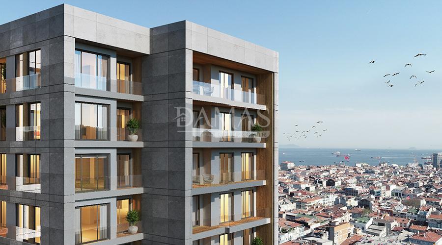 مجمع داماس 077 في اسطنبول  - صورة خارجية 03
