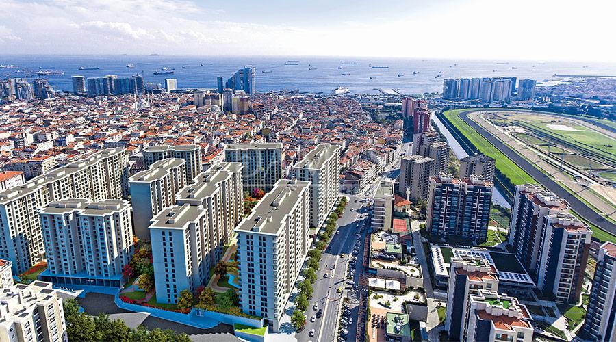 مجمع داماس 282 في اسطنبول - صورة خارجية 03
