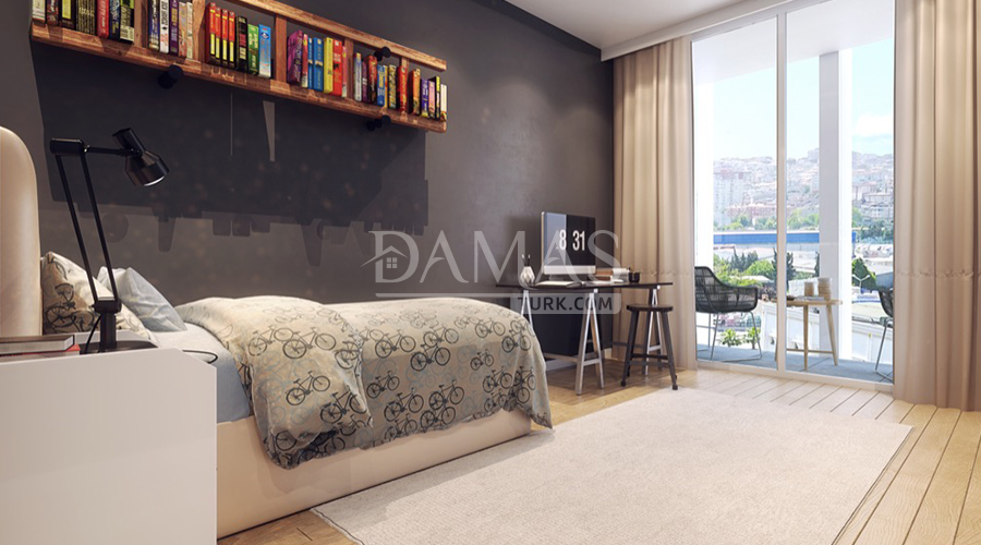 Damas Project D-250 in Istanbul - interior picture 03