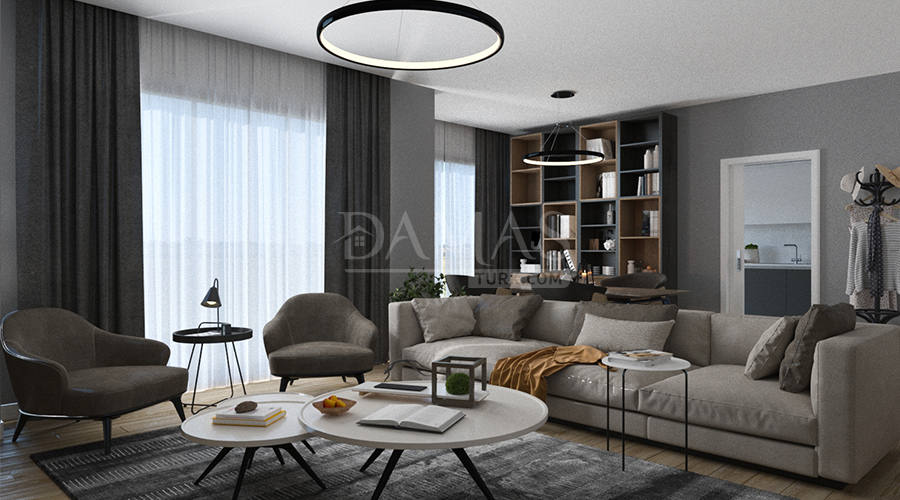 Damas Project D-233 in Istanbul - interior picture  03