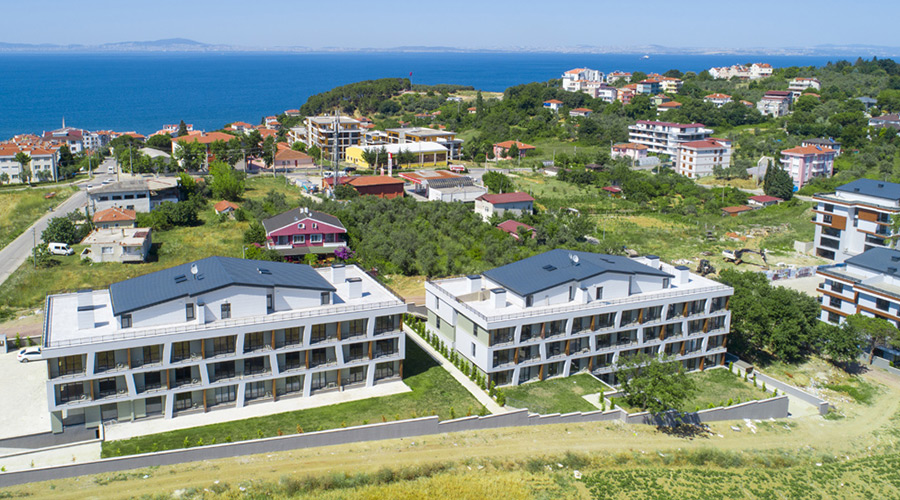 Damas Project D-381 in Yalova - Exterior picture 03