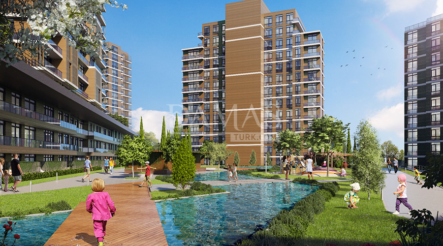 Damas Project D-143 in Istanbul - Exterior picture 03