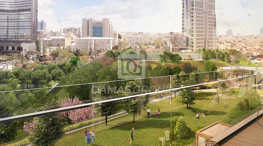 مجمع داماس 182 في اسطنبول  - صورة خارجية  03